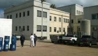 Hospital de Melo. Foto: Néstor Araújo.
