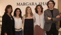 Estela Nova, Patricia Larrea, Cinthya Dalera, Inés Arrosa, Guillermo Trifoglio.