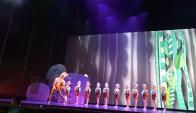 Los cuentos de la selva, de Quiroga, llevado a danza con música en vivo. Foto: Difusión