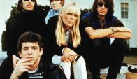 The Velvet Underground & Nico. Foto: Archivo
