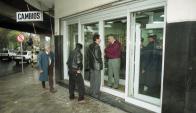 El Banco La Caja Obrera de Paso Molino fue asaltada posiblemente por la tupabanda. Foto: Archivo