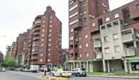 Los apartamentos empezaron a ocuparse en el año 1997. Foto: Marcelo Bonjour