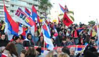 Frente: este domingo la coalición de izquierda elige a su presidente. Foto: M. Bonjour