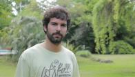 José González Ruzo. El emprendedor encontró una oportunidad de negocio. (Foto: La Nación)