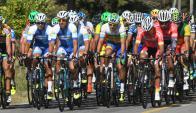 Vuelta Ciclista. Foto: Francisco Flores