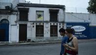 Destino incierto: la casa donde vivió Matos Rodríguez. Foto: Marcelo Bonjour