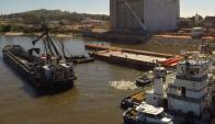 La salida de OAS del proyecto generó inconvenientes en varios frentes. Foto: Gas Sayago