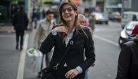 Goyeneche: figura pública que varios sectores políticos quisieron conquistar. Foto: F. Ponzetto