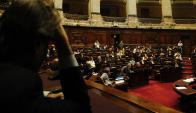 El Frente Amplio debió resignar la mayoría dentro de la investigadora. Foto: F. Ponzetto