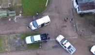 Operativo logró la detención del presunto asesino del policía Wilson Coronel. Foto: Captura