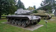 Modelo M41. Foto: Wikipedia