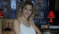 Justina Bustos estrena en setiembre Los que aman, odian. Foto: Ariel Colmegna
