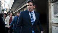 El vicepresidente pidió comparecer ante el Tribunal de Ética. Foto: Archivo El País
