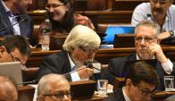 Bonomi fue interpelado la semana pasada por Germán Cardoso. Foto: A. Colmegna