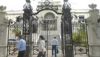 Hospital Español. Foto: Archivo de El País.