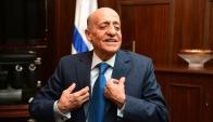Julio César Maglione va por su tercera presidencia de la FINA. Foto: Archivo El País.