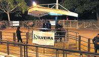 En Melo remató Escritorio Silveira con Banco República. Foto: Algebra Comunicación
