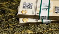 Todas las operaciones Bitcoins se realizan en la web. Foto: Reuters