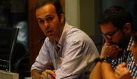 Junta: los ediles analizan los números de la Intendencia. Foto: archivo El País