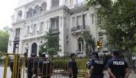 En la próxima semana, el Poder Judicial analizará las medidas de protección para jueces. Foto: Archivo