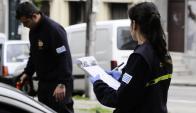 La Policía sigue investigando el trágico episodio. Foto: D. Borrelli