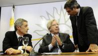 Astori trasmitió la disposición del Ejecutivo a introducir ajustes en la bancarización. Foto: D. Borrelli