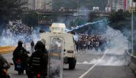 Un tribunal venezolano ordenó la detención de 14 militares de la Guardia Republicana. Foto: Reuters