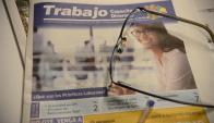 """Deloitte: el """"análisis de la tendencia"""" indica que desempleo sigue """"en torno de 8%"""". Foto: G. Pérez"""