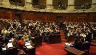 Sesionará Diputados con el análisis de informes de la preinvestigadora. Foto: F. Ponzetto