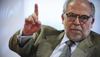 García: clave en la política exterior de Brasil en últimos años. Foto: O´ Globo/ GDA