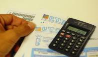 Bonificación: rebaja de tarifa en diciembre de $ 400 más IVA. Foto: F. Ponzetto