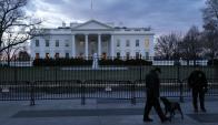 Casa Blanca. Foto: Reuters.