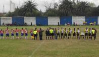 Melo Wanderers es el primer finalista de la Copa de Clubes Campeones de OFI. Foto: @Rodri964