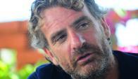 Reflexivo. Así está Daniel Carreño a los 53 años. Foto: Marcelo Bonjour
