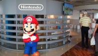Super Mario es el personaje emblema de Nintendo. Foto: AFP.