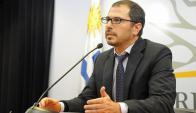 Juan Andrés Roballo. Foto: Presidencia de la República