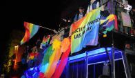 Marcha por la Diversidad 2016. Foto: Marcelo Bonjour