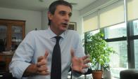 Para equilibrar las cuentas, García pidió reducir la evasión empresarial. Foto: F. Flores