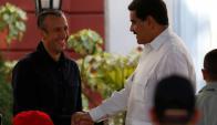 El Aissami: es uno de los dirigentes más fanáticos del régimen chavista. Foto: Reuters