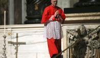 Cardenal Tarcisio Bertone. Foto: Reuters