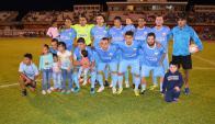 La selección de Rivera Capital continúa ganando. Foto: Ramón Mesías