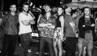 De izq. a der.: Bolognini, Labrada, Fattoruso, Sapin, Navarro y Alemany. Foto: L. Labrada