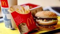 Mc Donald's. Las acciones de la multinacional cayeron 7% en tres años. (Foto: Google Images)