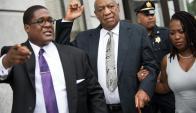 Bill Cosby salió en libertad. Foto: EFE