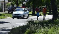 Efectivos de la Zona III buscan pistas sobre el ataque de balazos en Flor de Maroñas. Foto: Archivo
