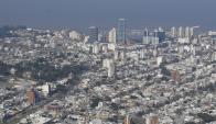 IMM: ha detectado espacios construidos donde viven decenas de personas. Foto: archivo El País