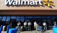 Walmart. La cadena busca diversificarse con este servicio de delivery. (Foto: AFP)