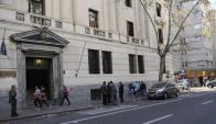 """Astori: """"Si no baja el déficit, es abrir las puertas a mayor endeudamiento"""". Foto: Archivo"""