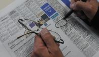 La suba del desempleo fue leve a la registrada un año antes. Foto: Francisco Flores