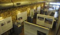 Los 24 paneles que tiene el museo cuentan la historia. Foto: Archivo El País